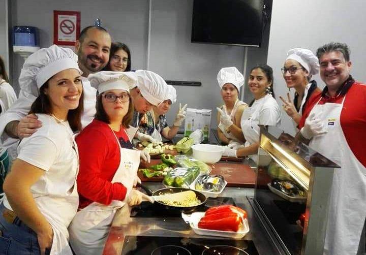 Casino Las Palmas colabora con la Asociación Síndrome de Down